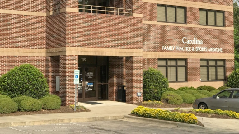 holly springs doctor